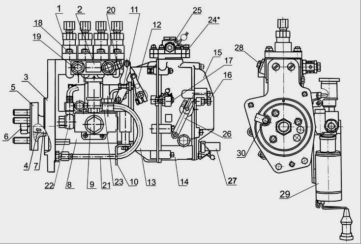 Перепускной клапан ТНВД. Как проверить? | Audi Клуб