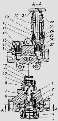 Устройство тнвд на двигателе ямз236
